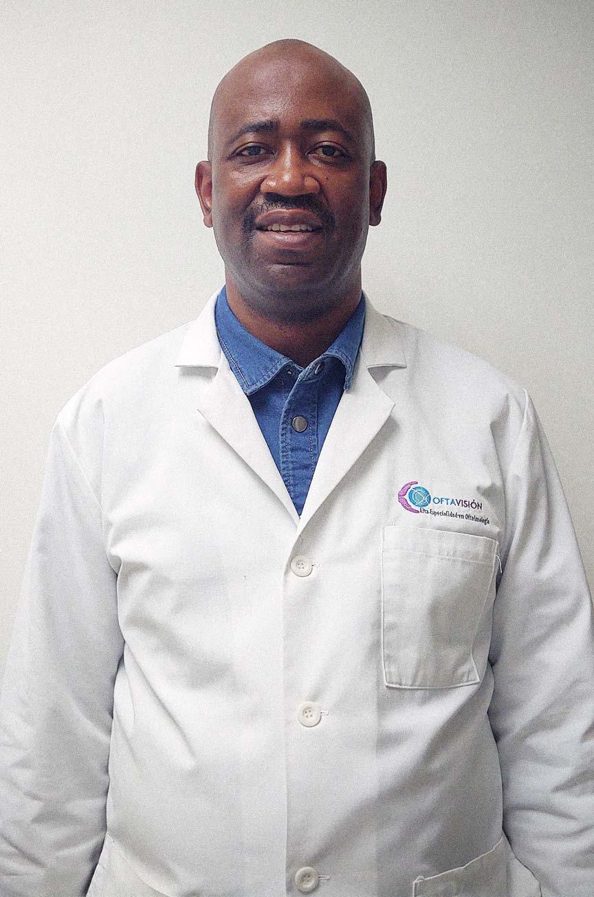 Dr. Diouf Mbayi Lesha