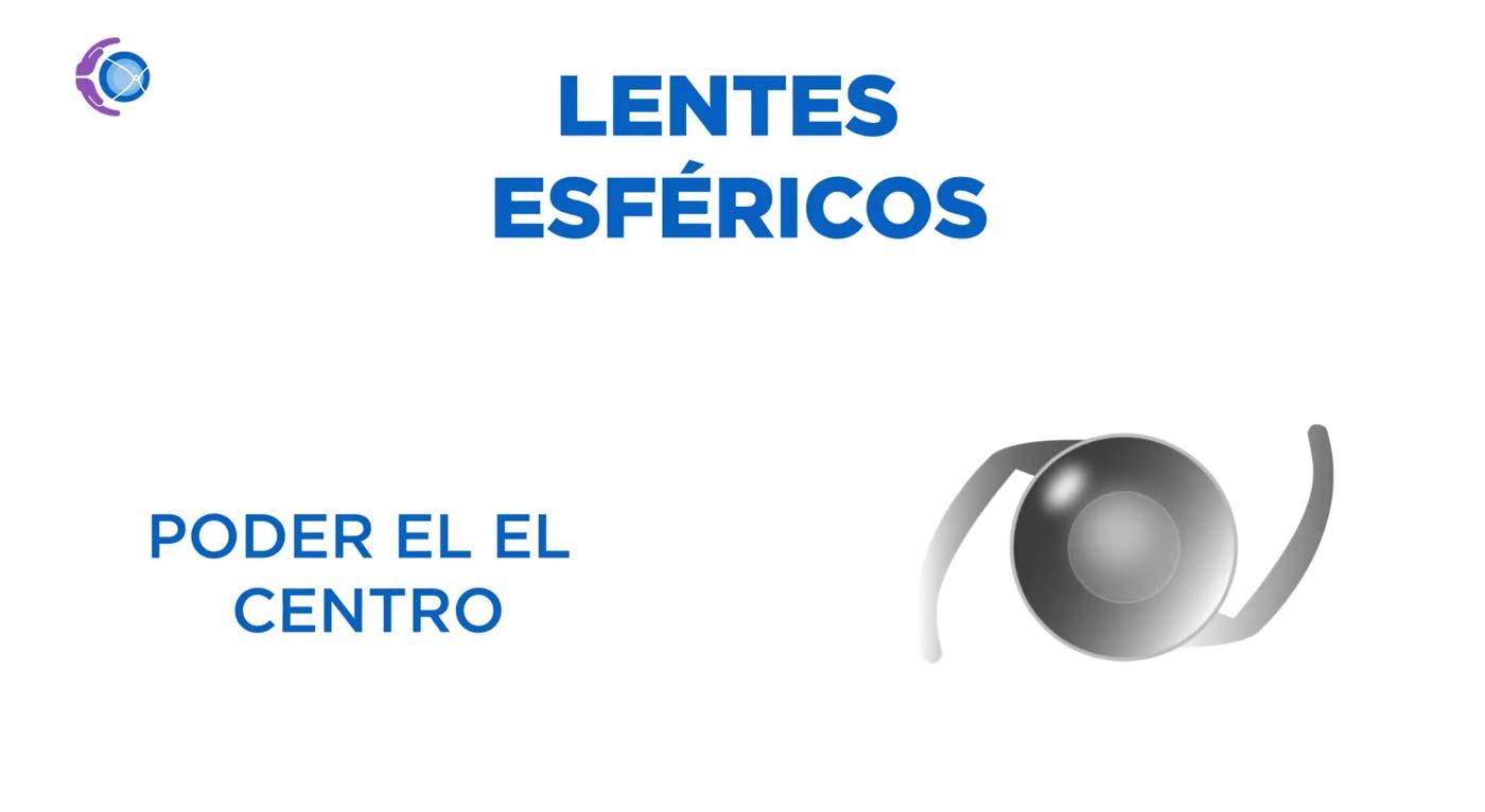 lentes esféricos